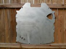 RX-8 RX8 Mazda Cooling Panel Belly Pan Under Tray Slash Guard JDM Wankel Rotary