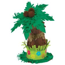 Palm Tree Table Centrepiece Hawaiian Party Table Decoration Luau Party Supplies