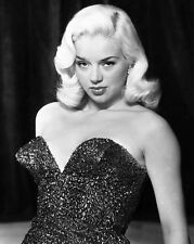 DIANA DORS promo portrait still from AN ALLIGATOR NAMED DAISY - (c102)