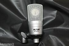 KAM Crystal - Large Diaphragm Condenser Mic, Similar sound to TLM103