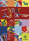 2 x SCRAPBOOKS CUTTINGS BOOKS A4 - 24 COLOURED SUGAR PAPER PAGES per book