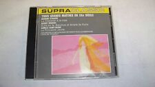 Supra Classic Trois Grands Maitres Du XXe Siecle by Strauss... (CD, 1989)