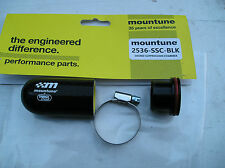 Ford Focus RS mk3 NEW Mountune Sound Suppression Chamber Genuine part 2536-ssc