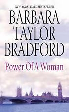 Power of a Woman by Barbara Taylor Bradford and Bradford (2006, Paperback)