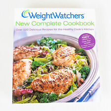 Weight Watchers New Complete Cookbook Diet Weight Loss Healthy Recipes 2006