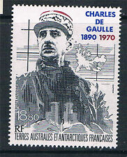 French Antarctic/TAAF 1991 Charles de Gaulle SG 282 MNH