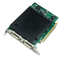 HP Nvidia Quadro NVS 440 256MB PCIe x16 Quad Graphics Card 385641-001 390423-001