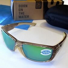 Costa Del Mar Cortez Polarized Sunglasses-Crystal Bronze/Green Mirror 400G Glass
