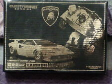 Transformers Masterpiece MP-12J Lambor Sideswipe