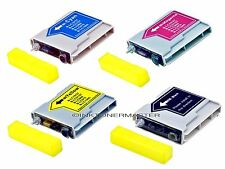 4-PK INK for BROTHER MFC 240C 440CN 3360C 5460CN LC51