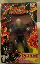 "1997 Marvel Universe 10"" CABLE Figure 48690"