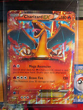 NM Jumbo/Oversized CHARIZARD EX Pokemon Card Black Star Promo XY17 Big Large TCG