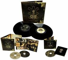 OZZY OSBOURNE - MEMOIRS OF A MADMAN - 2 LP's,180 GRAM + CD + 2 DVD's  REMASTERED