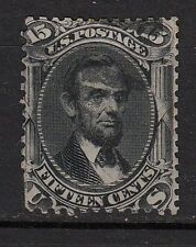 127a**USA-ETATS-UNIS (Timbre-Classic stamp) LINCOLN 1866 United-STates