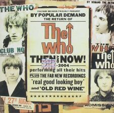The Who Then & Now Greatest Hits CD NEW SEALED My Generation/I Can't Explain+