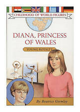 Gormley, Beatrice Diana, Princess of Wales: Young Royalty (Childhood of World Fi