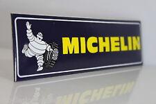Michelin Männchen Bibendum - Emailschild - Schild - Türschild -  Werkstattschild