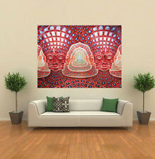 Tool Grey Bands Alex trippy psychadelic GIANT WALL POSTER ART PRI