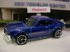 2016 Hot Wheels '70 TOYOTA CELICA GT☆Dark Blue; mc5☆Multi Pack Exclusive☆LOOSE