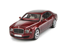 Kyosho Bentley Mulsanne Speed Rubinho Red 1/18
