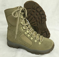 MEINDL DESERT FOX COMBAT BOOTS - Size: 5 uk , British Army Issue