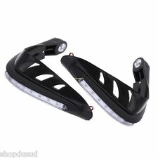 PROTEGES MAINS A LED CLIGNO MOTO SUPER MOTARD 450 HONDA CB 600 1000 DUCATI ...
