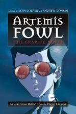 Artemis Fowl: The Graphic Novel (Artemis Fowl)-ExLibrary