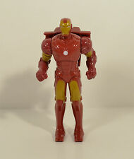 "2007 Power Punch Iron Man 4.5"" Burger King Action Figure Marvel Comics Avengers"