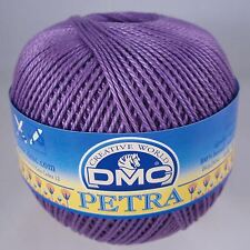 PETRA DMC uncinetto filo-Colore: 53837-Cotone-Taglia 3 - 100g
