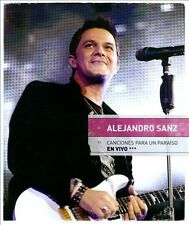 Alejandro Sanz: Canciones Para Un Paraiso En Vivo (CD/DVD)  Audio CD
