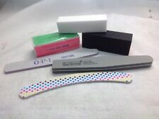 6 Pack Professional Art Nail/ Manicure/ Files Buffers. Durable High Quality.