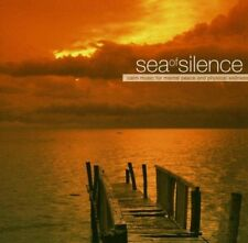 SEA OF SILENCE = Skysurfer/Ruxpin/Mahoroba...=2CD= DOWNTEMPO AMBIENT CHILLOUT !!
