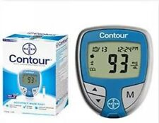 Contour Blood Glucose Monitoring System Meter and Case Big Sale Free Shipping