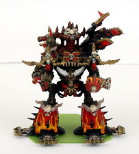 GW Epic 40k Abominatus Chaos titan Imperator modification with Citidel Journal
