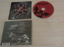 CD ALBUM THE INFECTION - CHIMAIRA 10 TITRES 2009