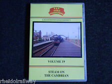 Steam On The Cambrian, B & R Volume 19 DVD