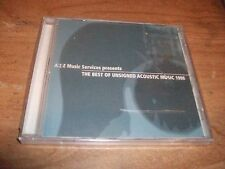 A 2 Z Music Serices Presents The Best of Unsigned Acoustic Music 1998 CD NEW