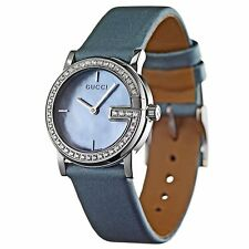 GUCCI 101 G-Round Diamond Ladies Watch YA101508 - RRP £1695 - BRAND NEW