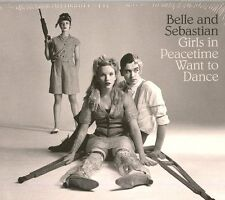 Belle and Sebastian - Girls in Peacetime Want to Dance CD (nuovo album/disco)