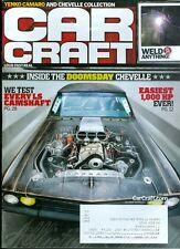 2013 Car Craft Magazine: Every LS Camshaft Test/Easiest 1000HP/Yenko Camaro