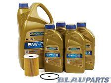 Mercedes-Benz Oil Change Kit 3.0L CDI BlueTEC OM642 Diesel Engines - 5W30 - 9L