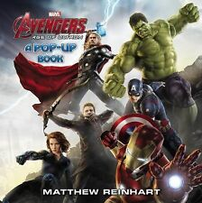 Marvel's the Avengers - Age of Ultron : A Pop-Up Book by Matthew Reinhart...
