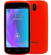 Cheap Smart Phone Unlocked GSM 4G Android Dual Sim Tmobile ATT MetroPCS Z403RED