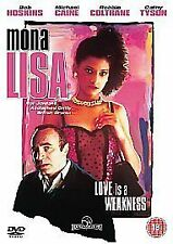 MONA LISA GENUINE R2 DVD BOB HOSKINS MICHAEL CAINE CATHY TYSON NEW/SEALED