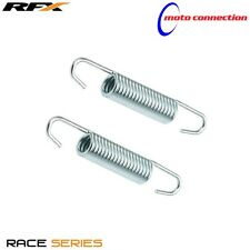 YAMAHA YZ125 YZ250 1997 MOTOCROSS 75mm EXHAUST SPRINGS (2 PACK) RFX STD TYPE
