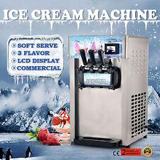 Soft Ice Cream Machine Frozen Yogurt Machine USA Mix Flavor Wise HIGH EFFICIENCY