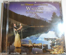 Ultimate Most Relaxing Waltzes in the Universe (2008 Denon) NEW FACTORY SEALED