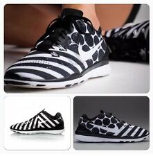 BNIB Womens UK 4 Nike Free 5.0 TR Fit 5 PRT Running Trainers Free Run 704695-008