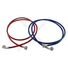 Hotpoint Washing Machine Inlet Fill Hose Set 2.5M Hot & Cold