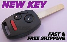New replacement for HONDA CIVIC ODYSSEY key keyless entry remote fob N5F-S0084A